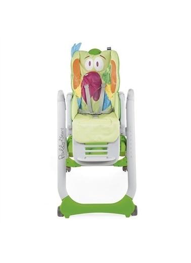 Chicco Chicco Polly 2 Start Bebek Mama Sandalyesi Yeşil